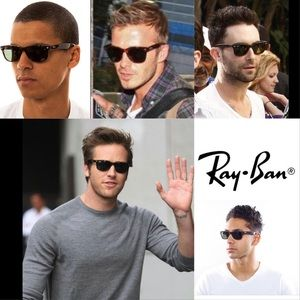 RayBan Rx-able Sunglasses